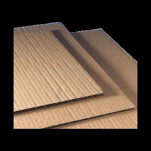 Kartonnen platen